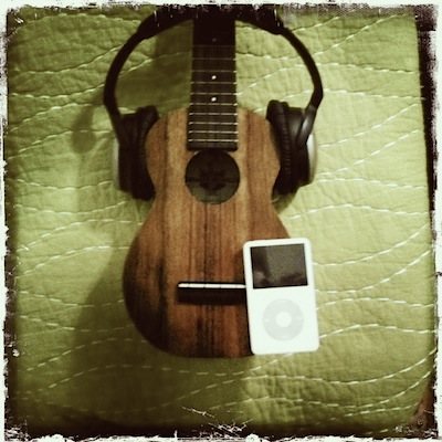 ukulele Croonerʻs Weekly TOP 3 iPod Jason Poole Accidental Hawaiian Crooner