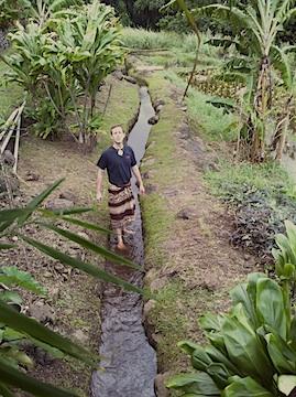 Jason Poole Halawa Valley Molokai