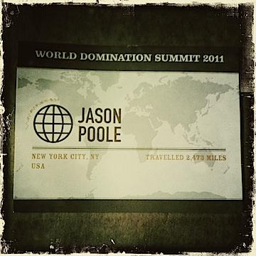 World Domination Summit