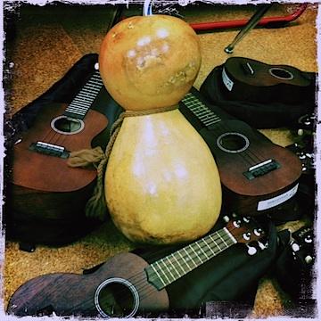 Midori & Friends, ipu heke, ukulele