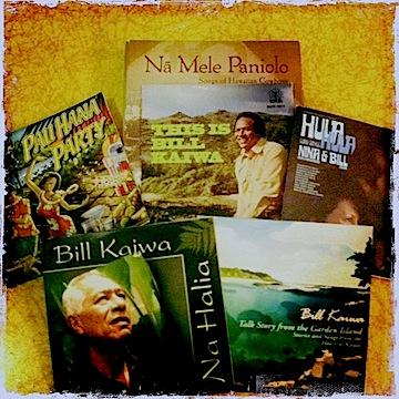 Bill Kaiwa CDs