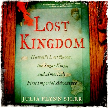 The Croonerʻs Book Club, Lost Kingdom, Julia Flynn Siler