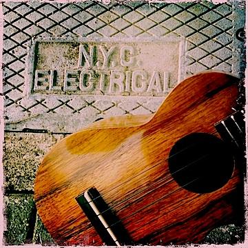 Kamaka ukulele, urban strummer, Jason Poole