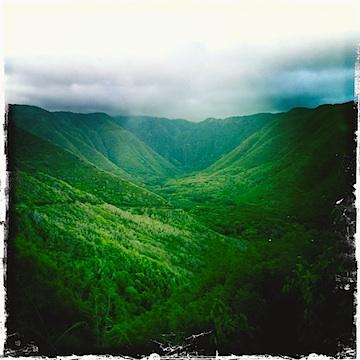 Halawa Valley, Molokai, Jason Poole, Accidental Hawaiian Crooner