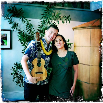 mariko gordon, jason poole, accidental hawaiian crooner,