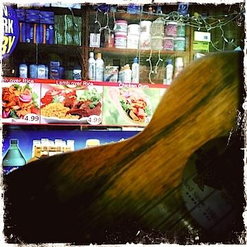 Kamaka ukulele, urban strummer, jason poole, Accidental Hawaiian Crooner, Strummin' in the City