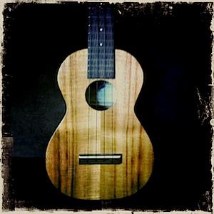 Jason Poole, Accidental Hawaiian Crooner, NYC, ukulele,