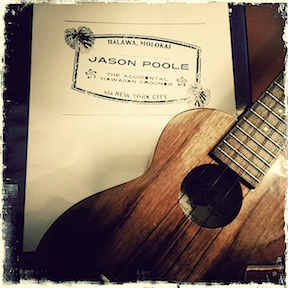 jason poole, accidental hawaiian crooner, molokai, halawa valley, anakala pilipo, folk music society of new york, fmsny, weekend of song