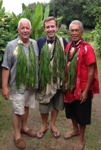 Jason Poole, Craig Poole, Pilipo Solatorio, Anakala Pilipo, Halawa Valley, Molokai, Accidental Hawaiian Crooner